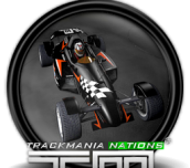 Hra - TrackMania Nations Forever