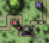 Hra - GemCraft
