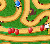 Hra - Bloons Tower Defense 3