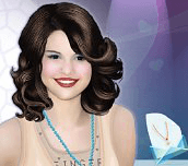 Selena Gomez Make Up
