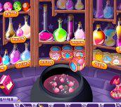 Hra - Sue malá čarodějka
