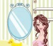 Hra - Barbie koupelna