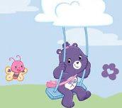 Hra - Medvídek a květiny