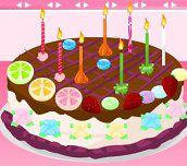Hra - Zdobení dortu