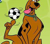 Hra - Scooby Soccer