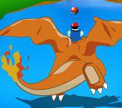 Hra - Jízda na pokémonovi