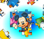 Hra - Mickey mouse puzzle