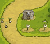 Hra - Kingdom Rush