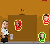 Hra - Paroubkovy volby