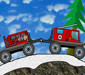 Hra - Mountain Rescue Driver 2