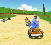 Hra - Go Kart Go Turbo