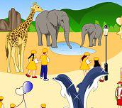 Hra - Zoo decor