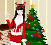 Vánoční oblíkačka