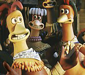 Hra - Chicken Run Find The Alphabets
