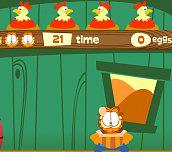 Hra - Garfield a vejce