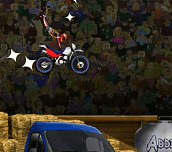 Hra - Motor Cross FMX