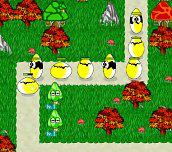 Hra - Mushroom Farm Defender