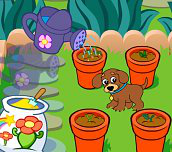 Dora´s Magical Garden