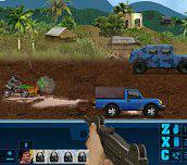 Hra - WarZone Getaway 2