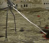 Hra - Tripod Attack