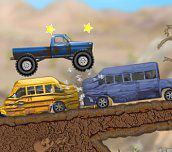 Hra - Monster Truck Trip 2