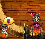 Hra - Kouzelnický obchod