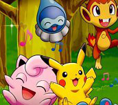 Hra - Pokemon Hidden Objects