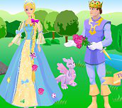 Hra - Barbie princezna