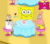 Hra - SpongeBob podvodní restaurace