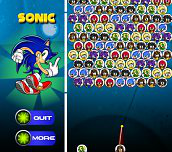 Hra - Sonic Heroes Puzzle