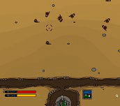 Hra - Omega Turret