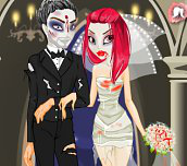 Hra - Zombie svatba