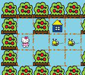 Hra - Včely v zahrádce