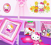 Hra - Pokoj pro Hello Kitty