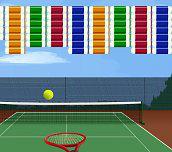 Hra - Tennis Breakout