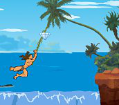 Hra - Tarzan and Jane: Jungle Jump