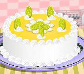 Hra - Citrónový dort
