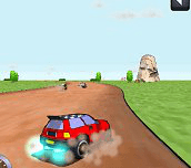 Hra - Drift Runners 3D