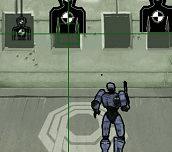 Hra - RoboCop Target Practice