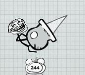 Hra - Troll Cannon