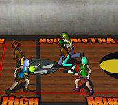 Hra - ManiaCity Dodgeball