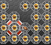 Hra - Match Burger