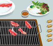 Hra - Vaření na grilu