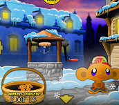 Hra - Monkey Go Happy Mini Monkeys 2