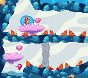 Hra - Seahorse Bubble Escape
