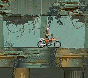 Hra - Moto Tomb Racer