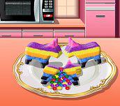 Sářina lekce vaření - sušenky Pinata