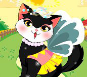 Hra - Angel Cat Dress Up