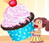 Hra - Colorful Cupcake