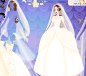 Hra - Wedding Dress Up 2